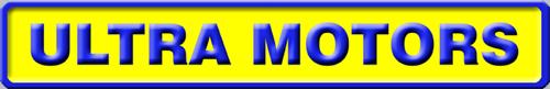 Ultra Motors AB Logo